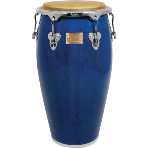 "Tycoon Percussion 12.5"" Master Classic Series Tumba (Blue)"