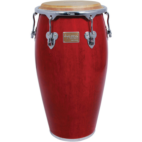 "Tycoon Percussion 12.5"" Master Classic Series Tumba (Red)"