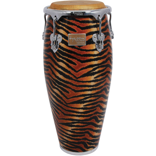 "Tycoon Percussion 10"" Master Fantasy Series Requinto (Tiger)"