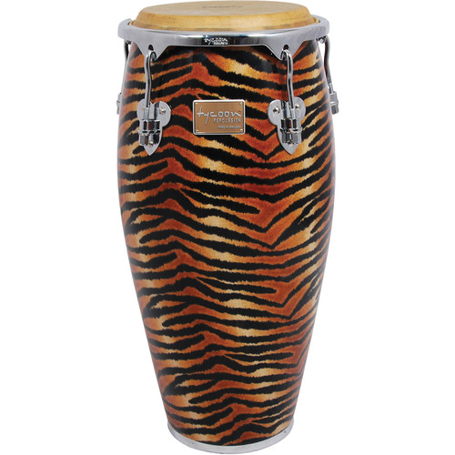 "Tycoon Percussion 11"" Master Fantasy Series Quinto (Tiger)"