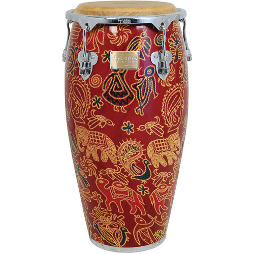 "Tycoon Percussion 11.75"" Master Fantasy Series Conga (Siam)"