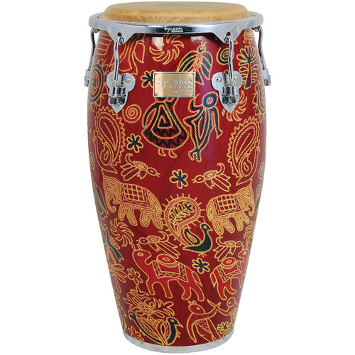 "Tycoon Percussion 12.5"" Master Fantasy Series Tumba (Siam)"