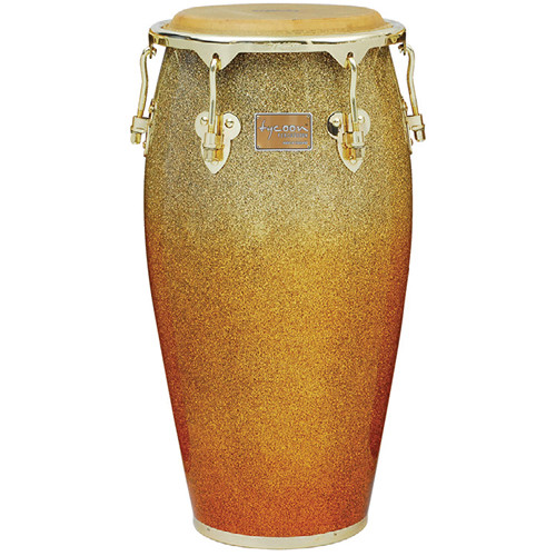"Tycoon Percussion 10"" Platinum Sunrise Series Requinto"