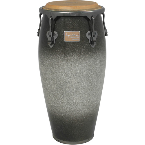"Tycoon Percussion 11"" Platinum Fade Series Quinto"