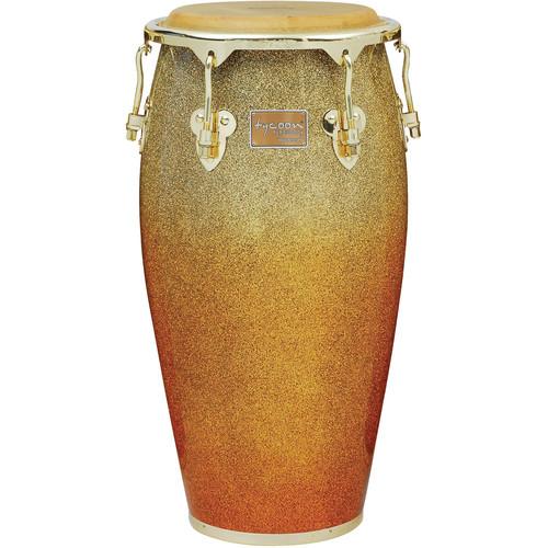 "Tycoon Percussion 11.75"" Platinum Sunrise Series Conga"
