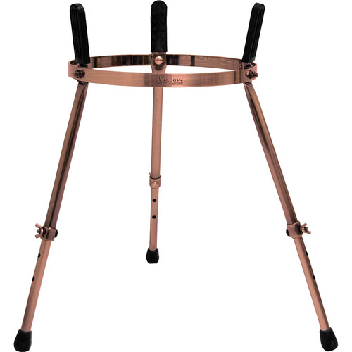 "Tycoon Percussion 11"" Master Series Single Conga Stand (Antique Copper)"