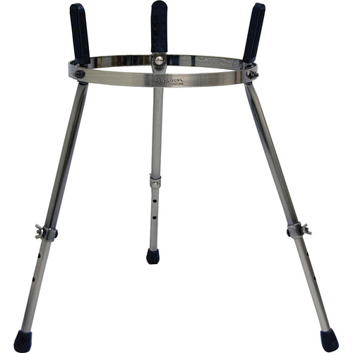 "Tycoon Percussion 10"" Master Series Single Conga Stand (Brushed Chrome)"