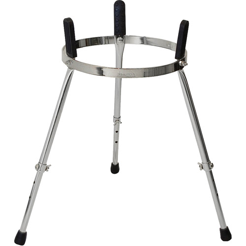 "Tycoon Percussion 11"" Master Series Single Conga Stand (Chrome)"