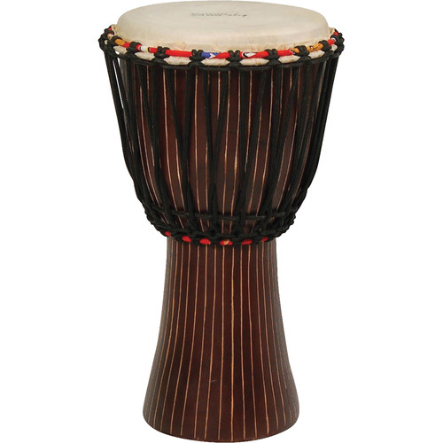 Tycoon Percussion Hand-Carved African Djembe (T1)