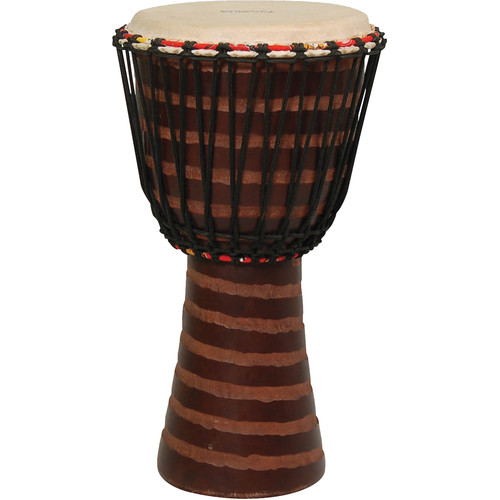 Tycoon Percussion Hand-Carved African Djembe (T2)