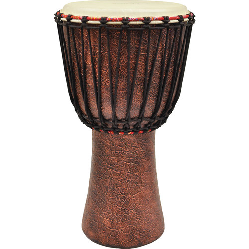 Tycoon Percussion Master Terra Cotta African Djembe
