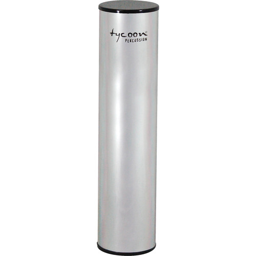 "Tycoon Percussion 8"" Aluminum Shaker (Chrome-plated Shell)"