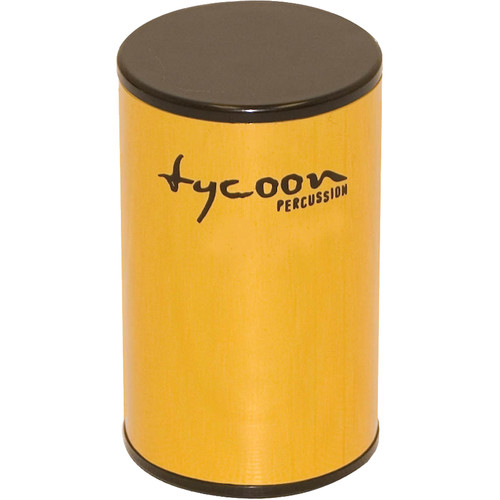 "Tycoon Percussion 3"" Aluminum Shaker (Gold-plated Shell)"