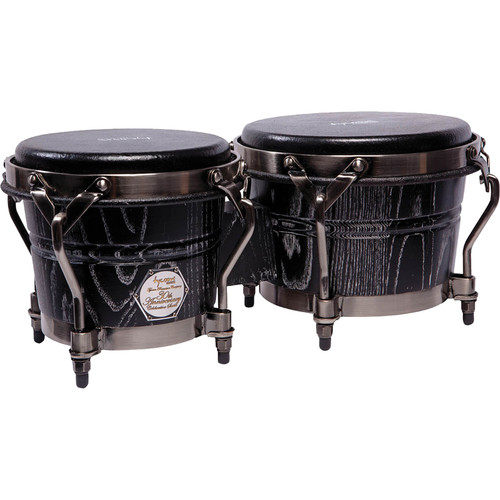 "Tycoon Percussion 7"" & 8.5"" 30th Anniversary Bongo Set"
