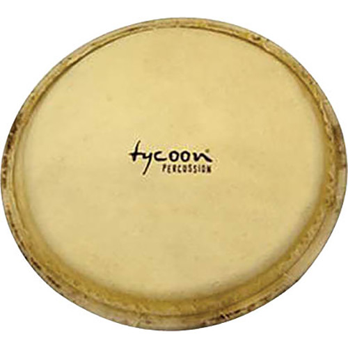 "Tycoon Percussion Ritmo Series Bongo 6"" Replacement Head"