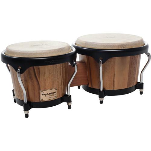 "Tycoon Percussion 7"" & 8.5"" Artist Series Bongo Set (Jamujuree)"