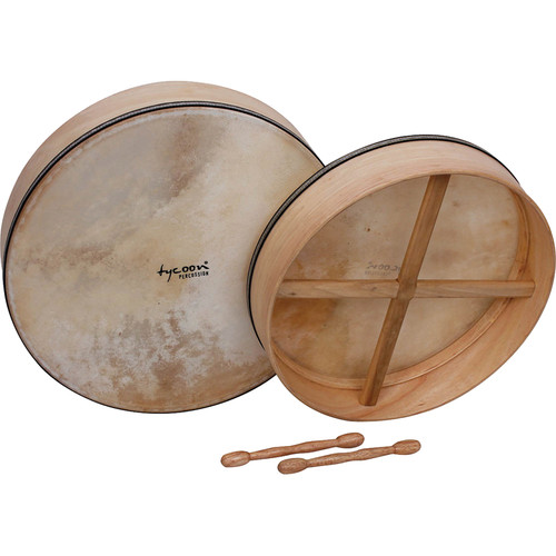 "Tycoon Percussion 18"" Frame Drum"
