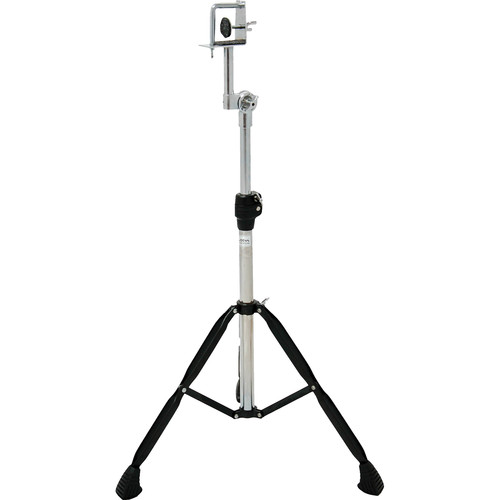 Tycoon Percussion Standing Bongo Stand (Black Powder Coated)