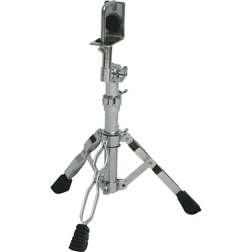 Tycoon Percussion Seated Bongo Stand (Chrome-Plated)