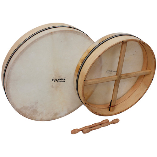 "Tycoon Percussion 16"" Tunable Frame Drum"