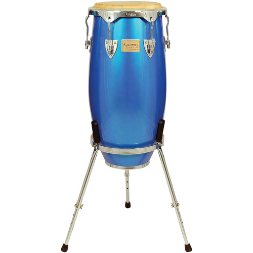 "Tycoon Percussion 10"" Concerto Spectrum Series Requinto (Blue)"