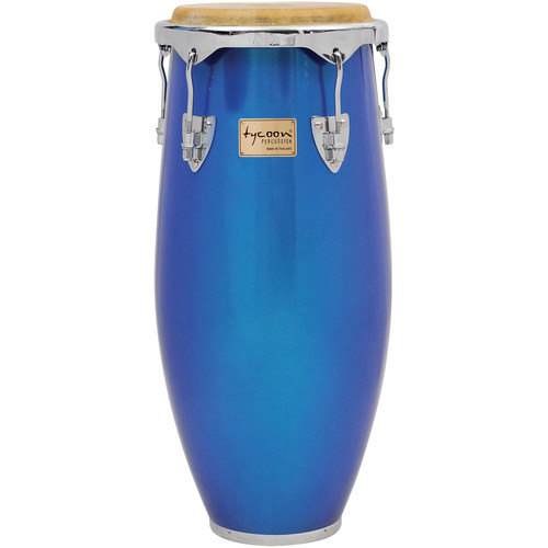 "Tycoon Percussion 11"" Concerto Spectrum Series Quinto (Blue)"