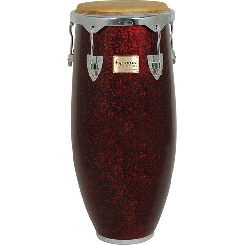 "Tycoon Percussion 11"" Concerto Red Pearl Series Quinto"