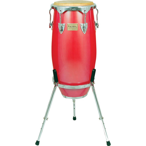 "Tycoon Percussion 11"" Concerto Spectrum Series Quinto (Red)"