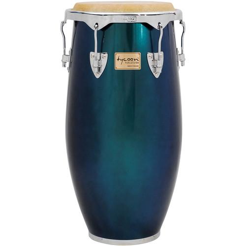 "Tycoon Percussion 12.5"" Concerto Spectrum Series Tumba (Green)"