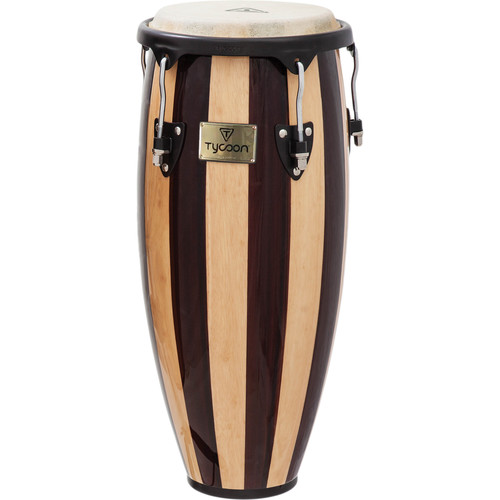 "Tycoon Percussion 10"" & 11"" Artists Hand Painted Series Congas (Retro)"