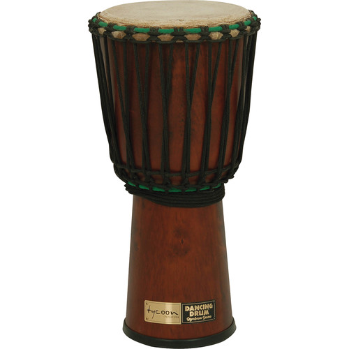 "Tycoon Percussion Dancing Drum Djembe (9"")"