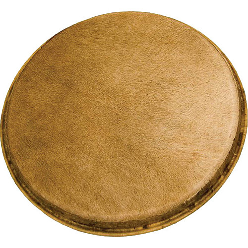 "Tycoon Percussion Natural Cowskin Head for Dancing Drum Dundunba (15"")"