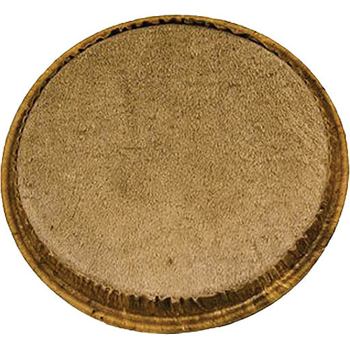 "Tycoon Percussion Natural Cowskin Head for Dancing Drum Kenkeni (10"")"