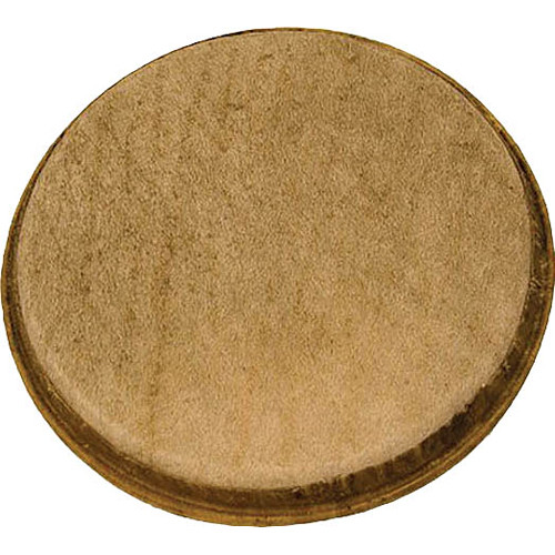 "Tycoon Percussion Natural Cowskin Head for Dancing Drum Sangban (12"")"