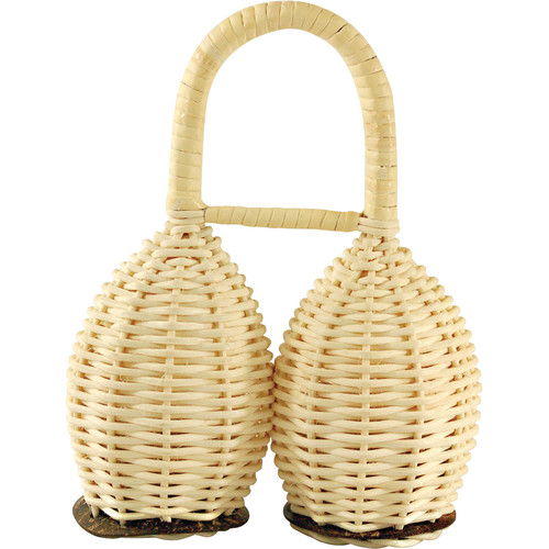 Tycoon Percussion Rattan Shaker (Double)