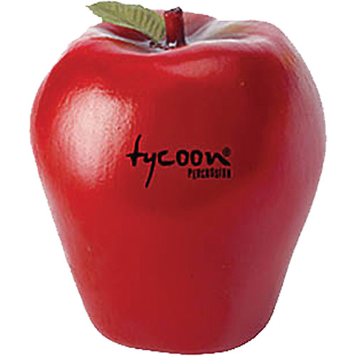 Tycoon Percussion Fruit Shaker (Apple)