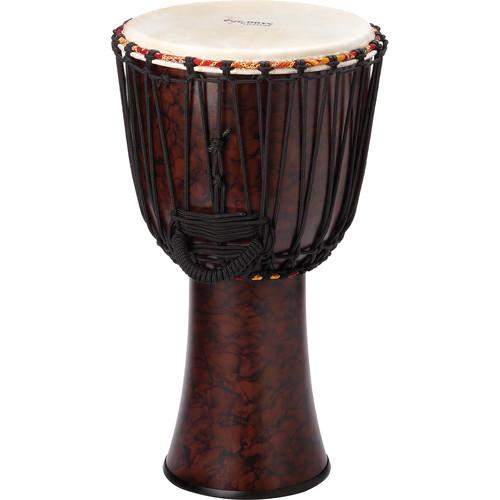 """Tycoon Percussion 12"""" Fiberglass Key-Tuned Djembe"""