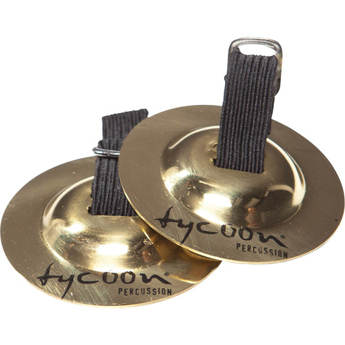 Tycoon Percussion Finger Cymbal (Pair)