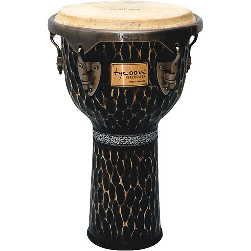 "Tycoon Percussion 12"" Master Hand-Crafted Series Djembe (Original)"