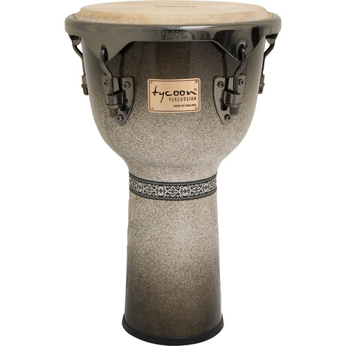 "Tycoon Percussion 12"" Platinum Series Djembe (Fade)"