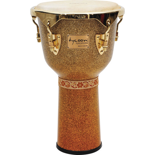 "Tycoon Percussion 12"" Platinum Series Djembe (Sunrise)"