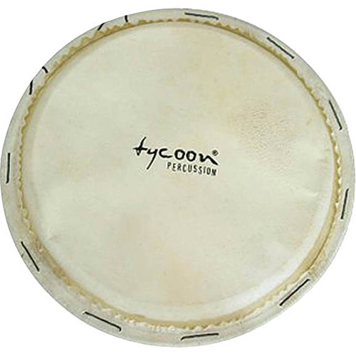 "Tycoon Percussion TJRH-100 Replacement Goatskin Djembe Head (10"")"
