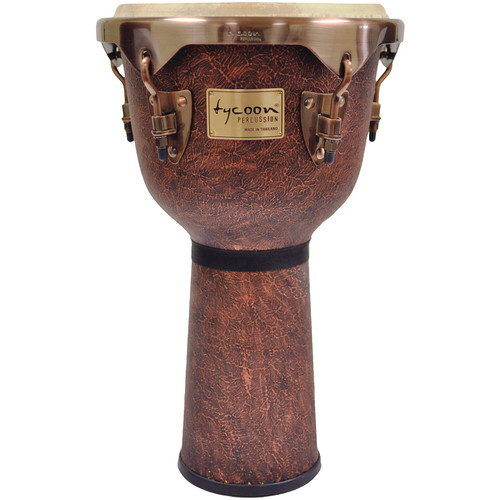 "Tycoon Percussion 12"" Master Terra Cotta Series Djembe"