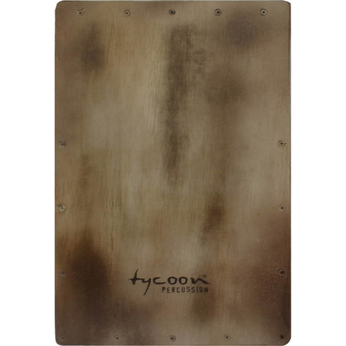 Tycoon Percussion 2nd Generation Crate Front Plate Replacement for Cajon