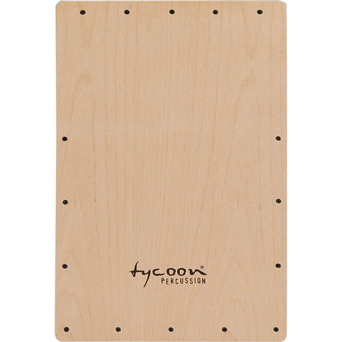 Tycoon Percussion Beech Front Plate Replacement for STKS-29 CO Cajon