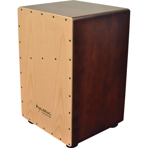 Tycoon Percussion 32 Series Double Overhead Chamber Cajon