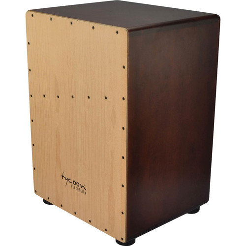 Tycoon Percussion 35 Series Double Overhead Chamber Cajon