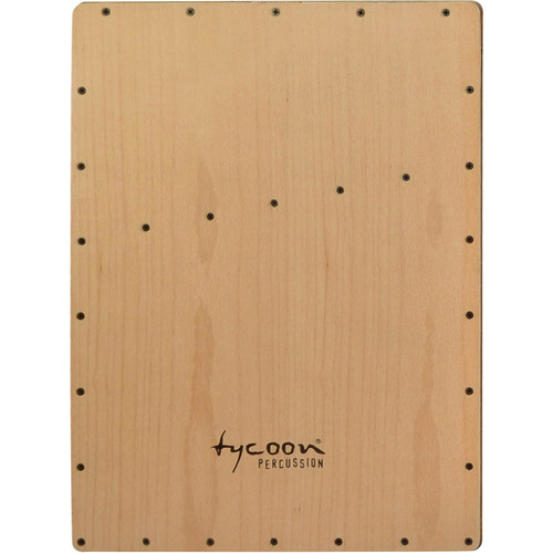 "Tycoon Percussion DOHC 35"" Front Plate Replacement for TKDOHC-35 Cajon"