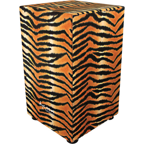 Tycoon Percussion Master Fantasy Series Tiger Cajon