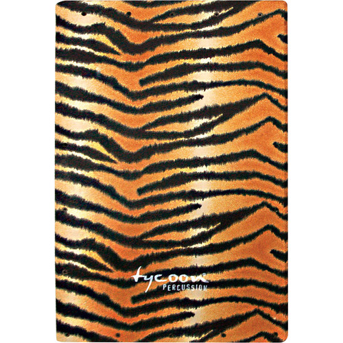 Tycoon Percussion Master Fantasy Tiger Front Plate Replacement for TKF3-29 Cajon